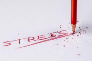 家計簿のストレス