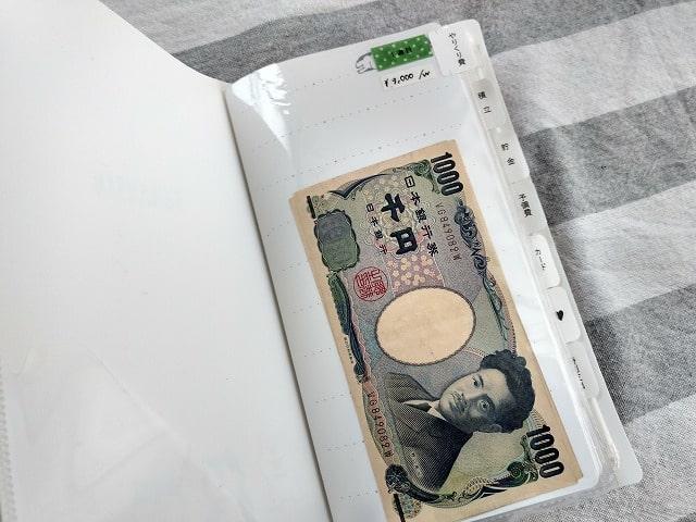 袋分け家計簿のやり方