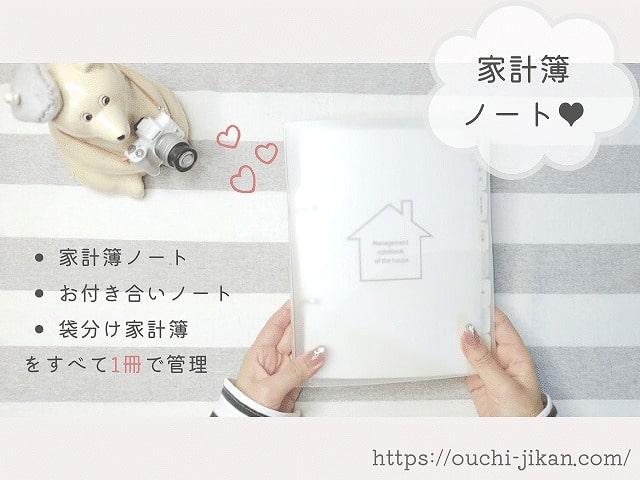 家計管理・家計簿グッズ