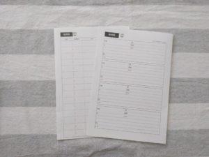住所録は手書きのノートで管理