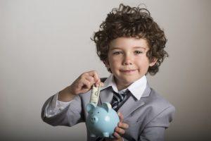 児童手当は貯金していますか?総支給額のシュミレーション